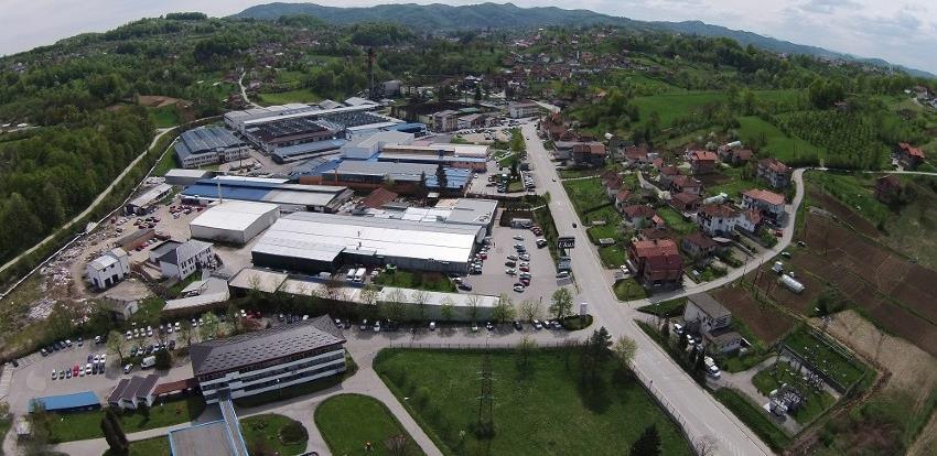 Tešanj peti po izvozu i sedmi po ukupnom prometu u Federaciji BiH