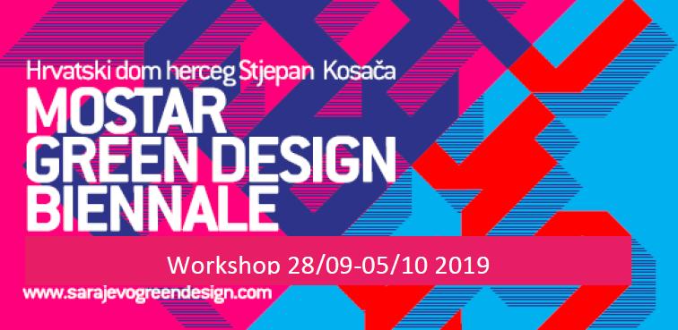 Poziv na Biennale Centra za zeleni dizajn u Mostaru