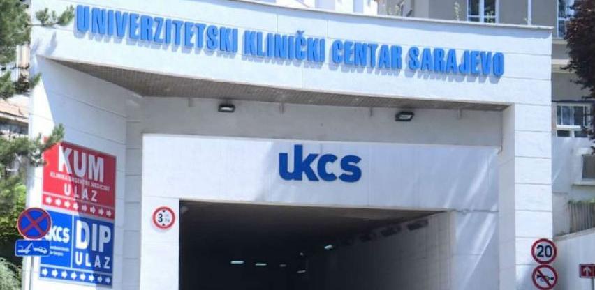 Moratorij Vlade Kantona Sarajevo na zapošljavanja ne odnosi se na KCUS