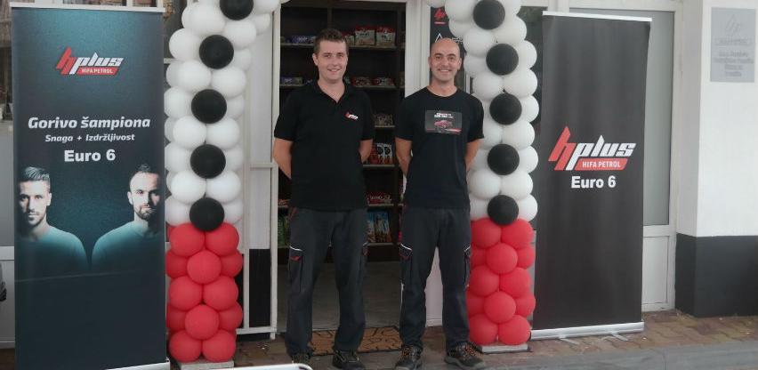 Hifa Petrol u Posušju otvorila svoju 37. benzinsku pumpu