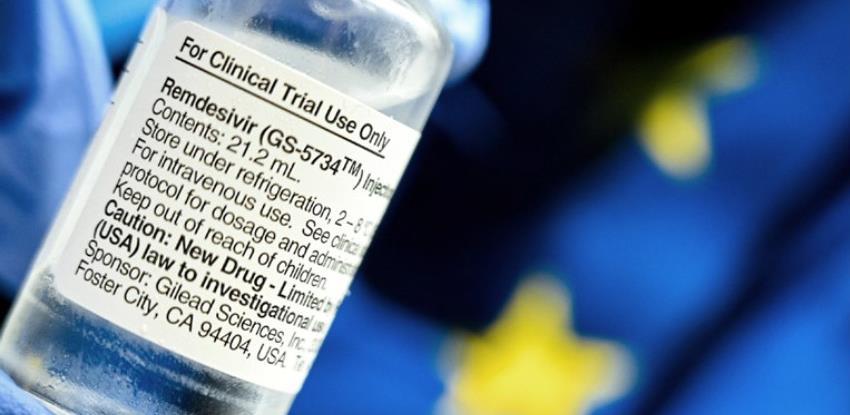 EU kupuje ograničenu zalihu lijeka protiv covid-19