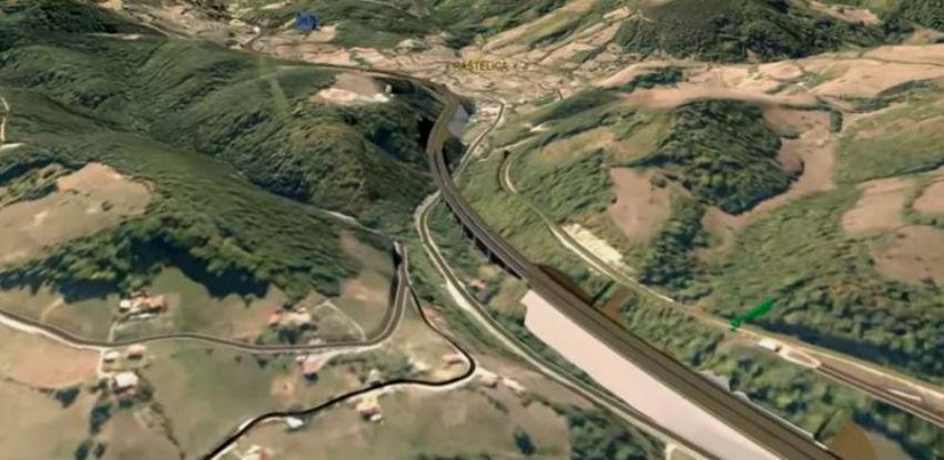 Otvoren poziv za dostavljanje ponuda za izgradnju dionice Tarčin - tunel Ivan