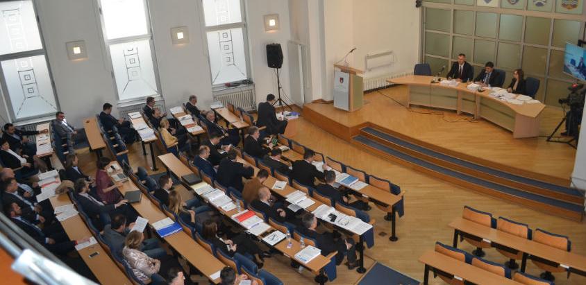 Usvojena Odluka o izmjeni Prostornog plana KS-a