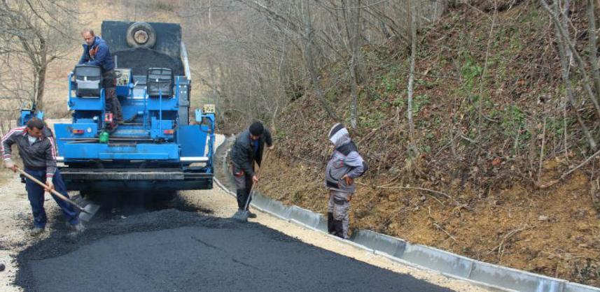 Izgradnja mosta i asfaltiranje lokalnih puteva