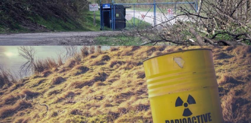 Dvor: Bh.eksperti obilaze lokaciju za skladištenje radioaktivnog otpada