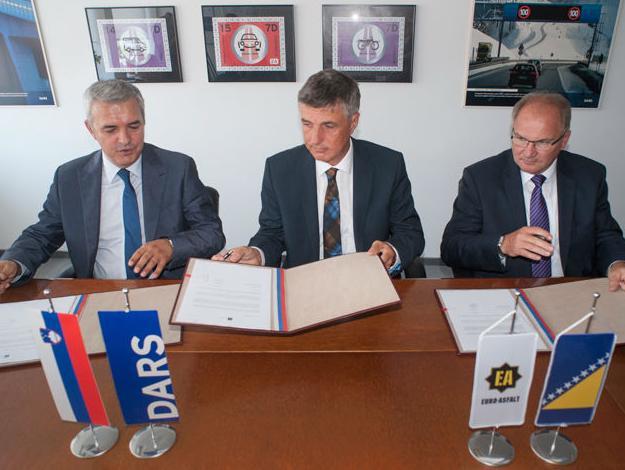 Kompanija Euro-Asfalt u Sloveniji dobila posao vrijedan 15 miliona KM