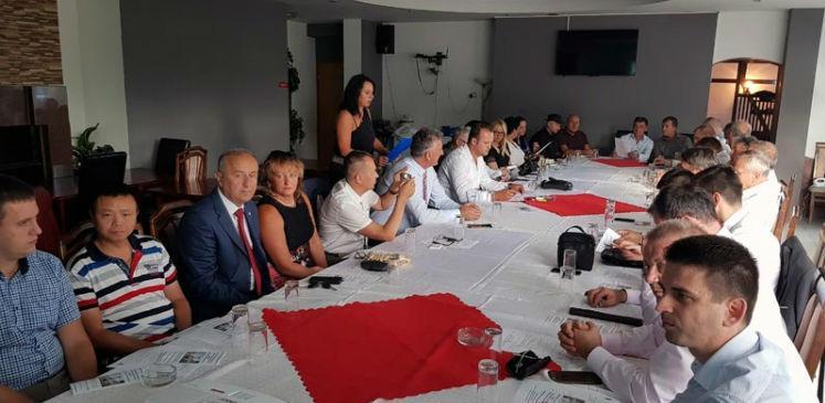 Investiciono-poslovni forum okupio 70 privrednika u Nevesinju