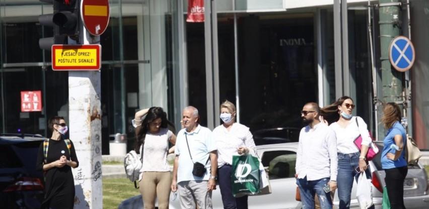 Vlada FBiH zasjeda u četvrtak: Krizni štab predlaže da policijski sat počne u 22 sata