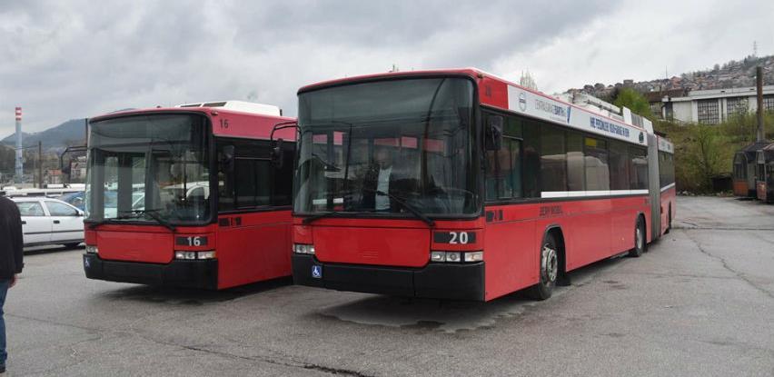 Vlada KS dala saglasnost za obnovu trolejbuske mreže do Vogošće