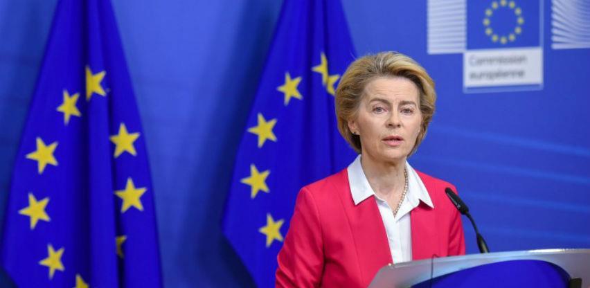 """Von der Leyen: Vakcinacija u EU je """"dirljivi momenat jedinistva"""""""