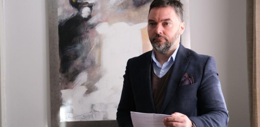 Košarac: Sankcije koje je uvela Energetska zajednica posljedica su politike Mirka Šarovića