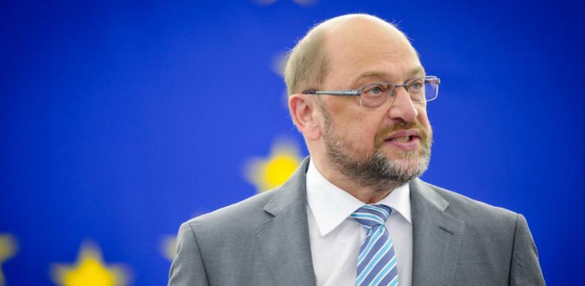 Njemački konzervativci odbacili Schulzovu viziju Evrope