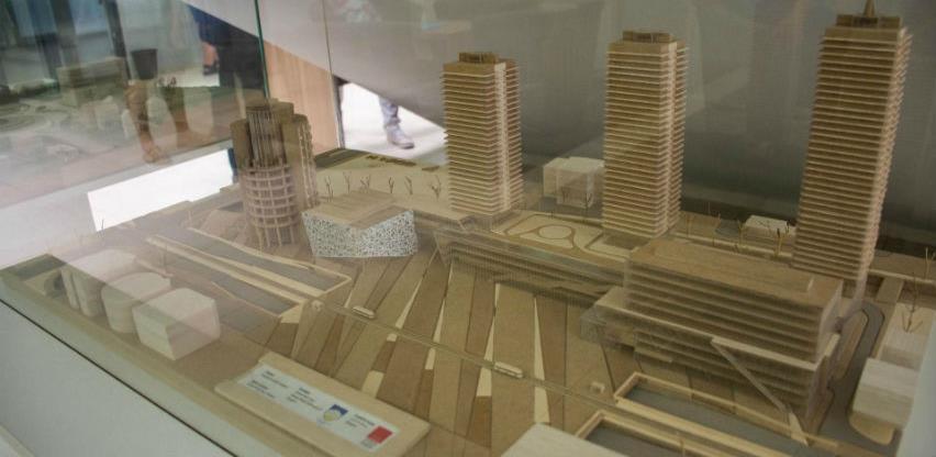 """Efendić: """"Kongresni centar u Novom Gradu jedan od simbola Sarajeva i JI Evrope"""""""