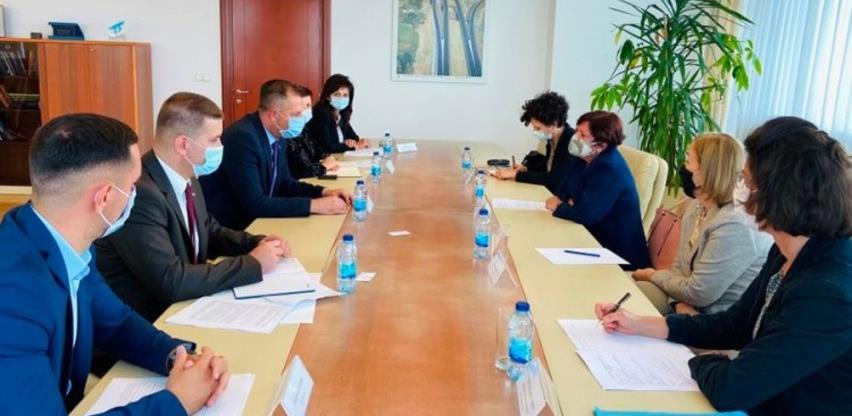 Francuska zainteresovana za ulaganje u Republiku Srpsku u oblasti saobraćaja