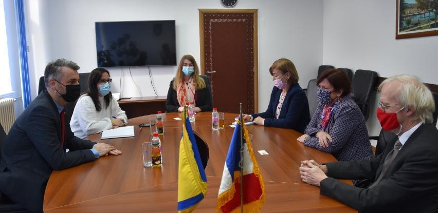 Premijer Forto i ambasadori: Ulaganje u znanje je razvojna šansa Kantona Sarajevo