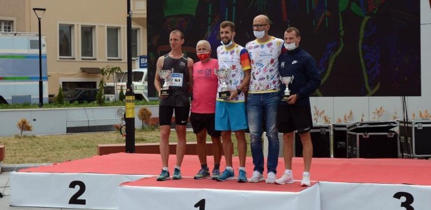 """Osman Junuzović i Katarina Pohlod pobjednici međunarodnog maratona """"Dva grada"""""""