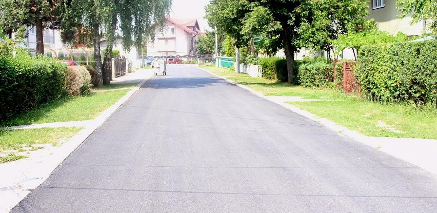 Za asfaltiranje deset ulica izdvojeno 237.214,00 KM