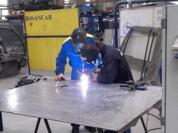 Obučeno i certificirano 30 zavarivača iz Bosanske Krupe