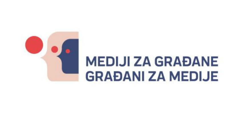 """Počela javna kampanja """"Mediji za građane – građani za medije"""""""