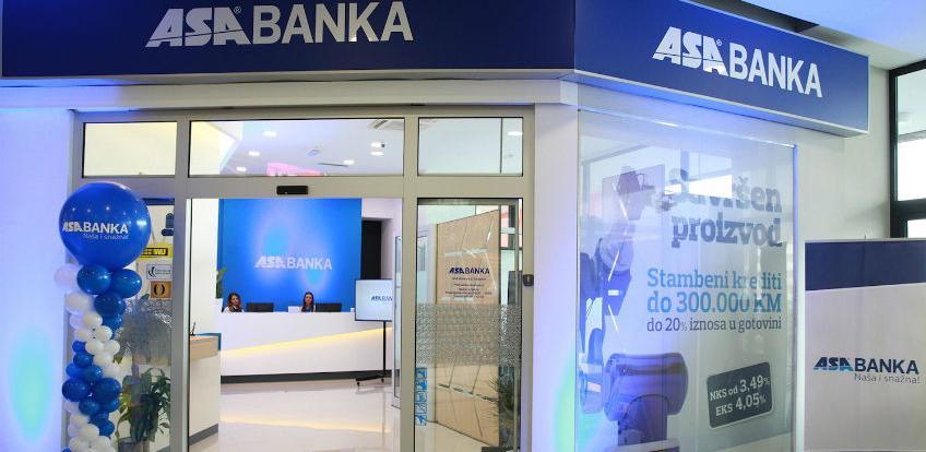 ASA Banka otvorila prvu podružnicu u Gračanici