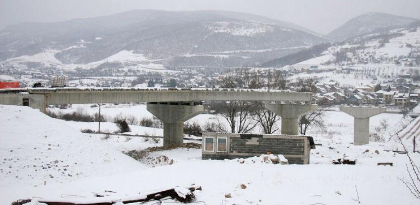 Radovi na mostu preko rijeke Bosne uskoro će biti intenzivirani