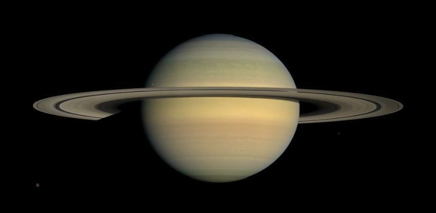 Istraživanje - Hoće li Saturn izgubiti sve svoje prstenove?