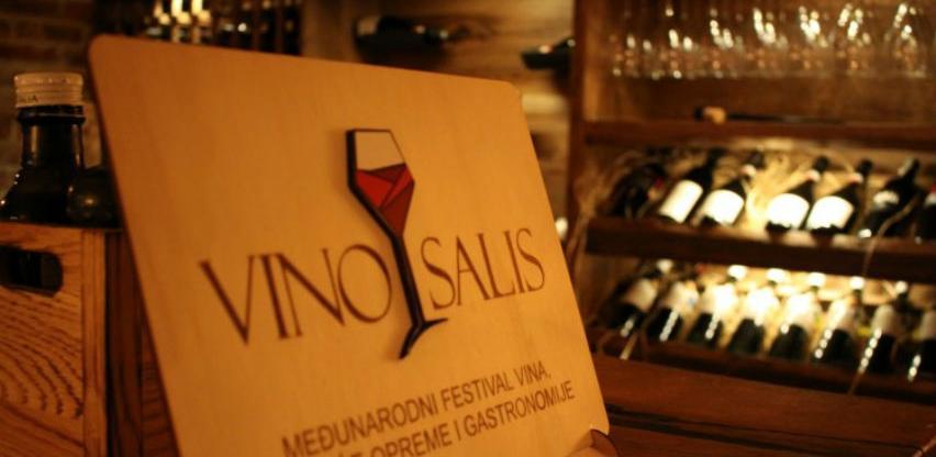 Festival vina VinoSalis 19. i 20. juna u Tuzli
