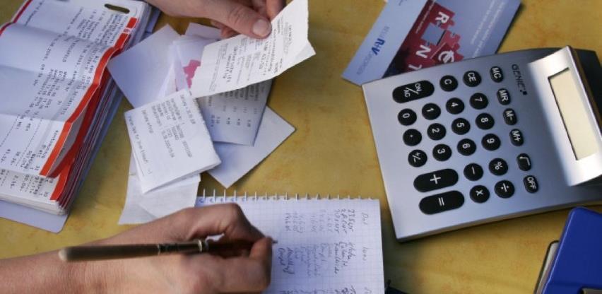 Prihodi od poreza na dobit FBiH u junu 26,6 miliona KM