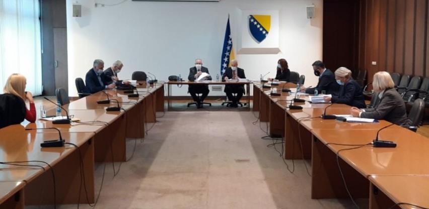Ustavnopravna komisija podržala prijedlog izmjena zakona o sudskim taksama