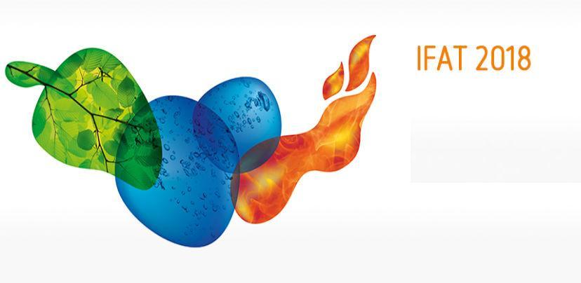 IFAT 2018 - vodeći stručni sajam za vode, otpadne vode, upravljanje otpadom