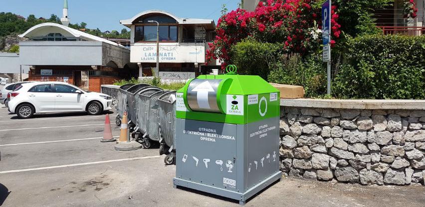 "Završen edukativno ekološki projekat ""Recikliran uređaj je spašen resurs"""