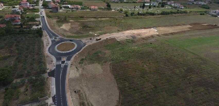 Nastavlja se izgradnja zapadne obilaznice u Ljubuškom