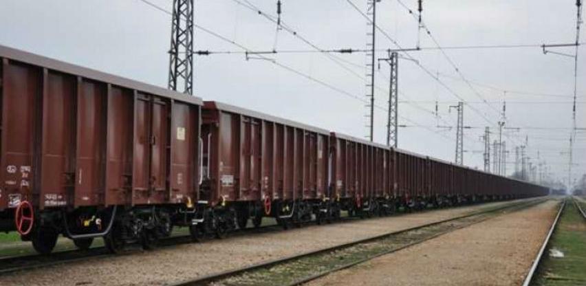 Povećanja u željeničkom putničkom i teretnom prijevozu