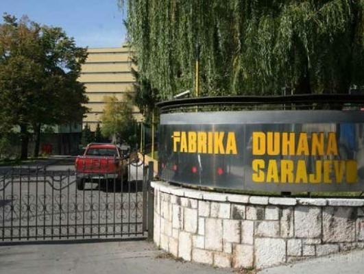 Završeni pregovori: BAT kupuje Fabriku duhana Sarajevo