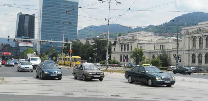 Uskoro na ulicama Sarajeva kamere za neregistrirana i ukradena vozila