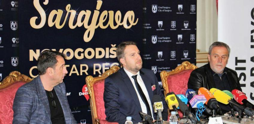 Promotivna kampanja u Zagrebu i Ljubljani: Sarajevo novogodišnji centar regije