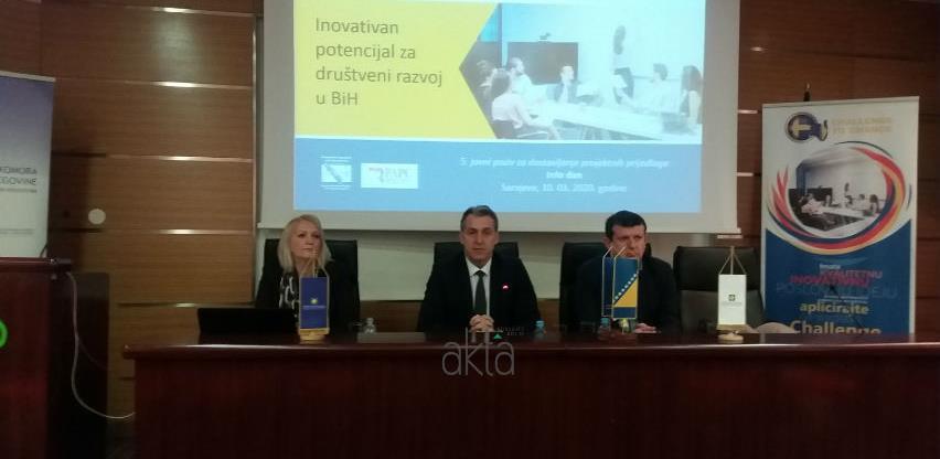 Grant sredstva u iznosu od 750.000 eura dostupna startupima i preduzećima u BiH