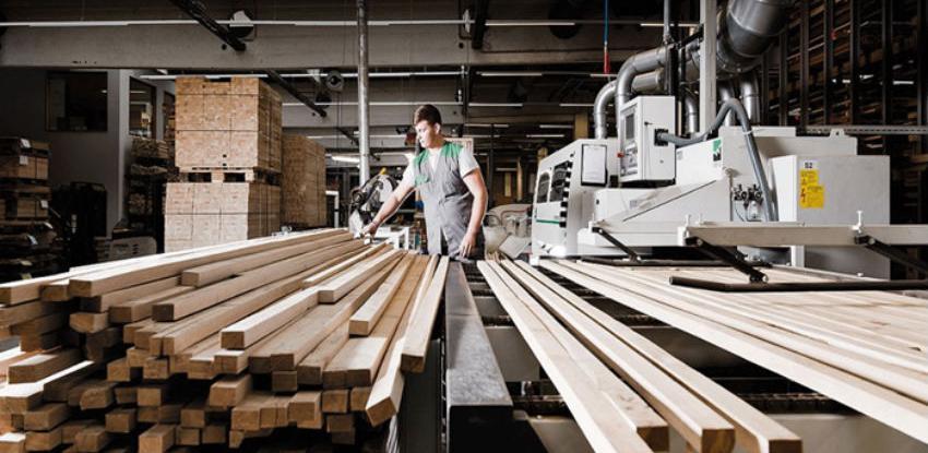 U oktobru desezonirana industrijska proizvodnja u BiH veća za 1,4 posto