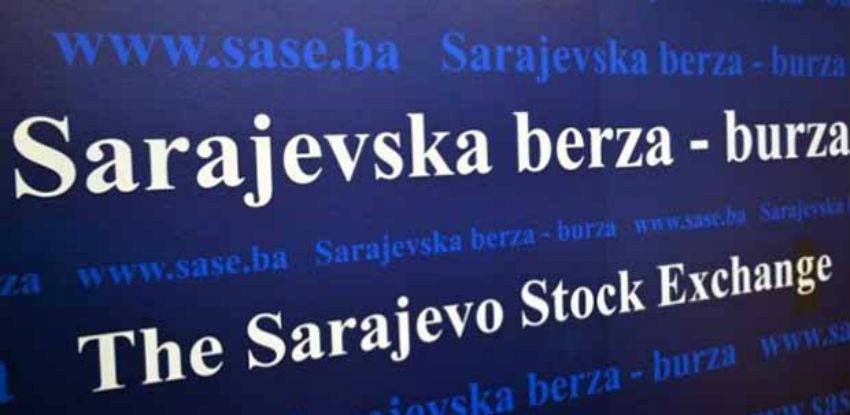 Promet na Sarajevskoj berzi 380.601,90 KM