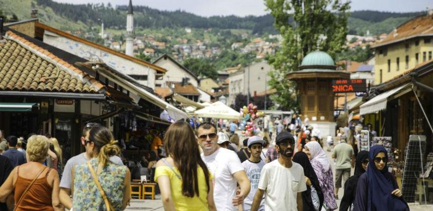 FBiH - U februaru najviše noćenja turista iz Hrvatske i Turske