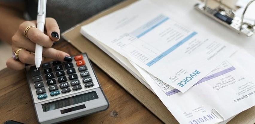 Porezni obveznici FBiH u januaru uplatili 425.069.838 KM direktnih poreza