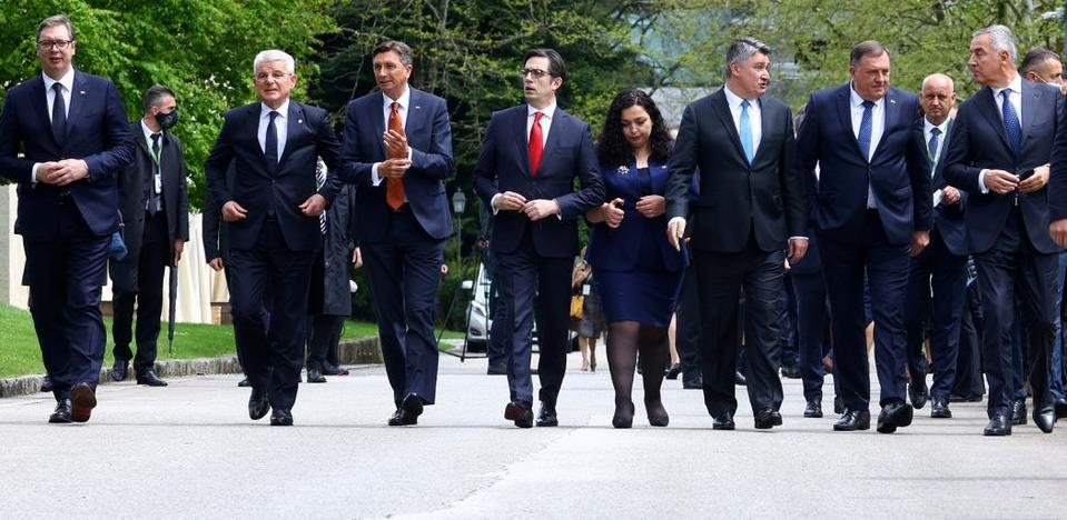 Reuters: Države EU više ne garantuju buduće članstvo za šest balkanskih zemalja