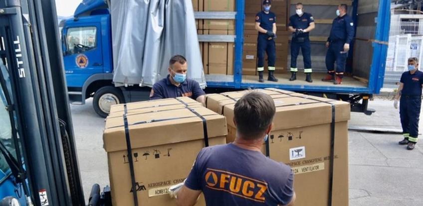 Upitno prijavljivanje srbijanske firme na tender za montažu respiratora u BiH