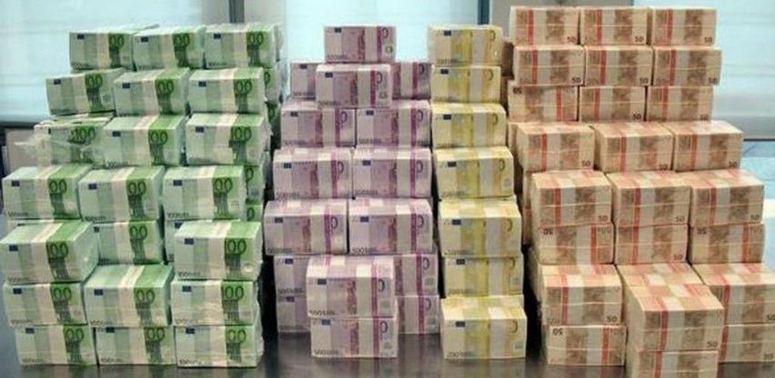 Na plaćanje penala potrošeno 56 miliona maraka