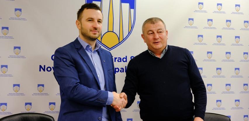 Potpisan sporazum za izgradnju 1,5 kilometara vodovodne mreže u Ahatovićima