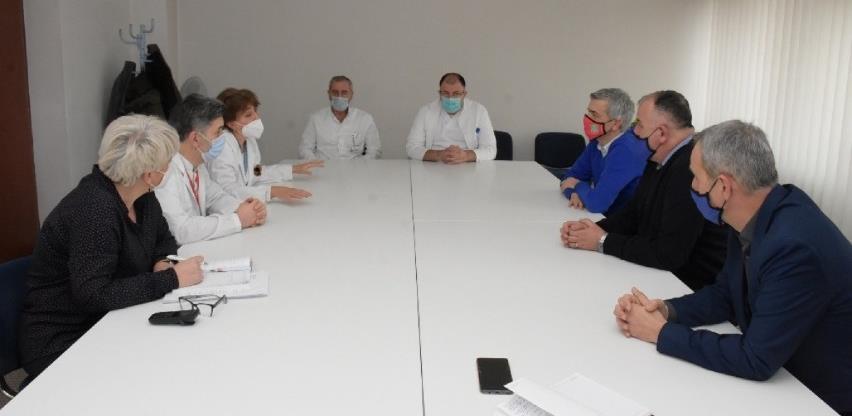 Općina Centar će finansirati adaptaciju ginekološkog odjela u Općoj bolnici