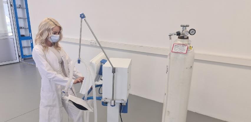 Prototip bh. respiratora proizvedenog u BiH ulazi u fazu kliničkog ispitivanja