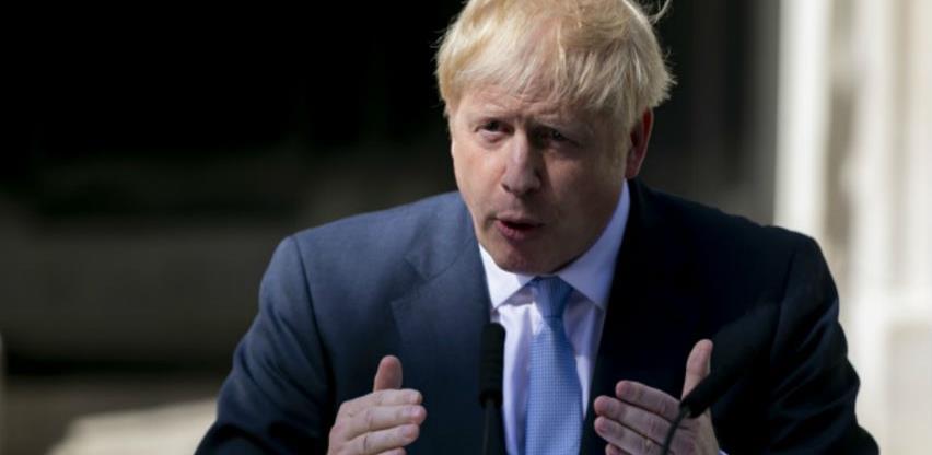 Johnson duboko žali što nije uspio izvesti Veliku Britaniju iz EU do 31. oktobra