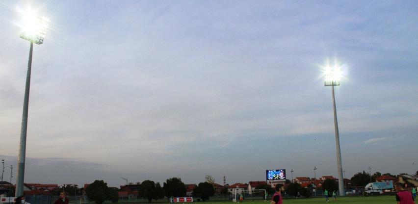 Za reflektore na gradskom stadionu u Bijeljini 1,2 miliona KM