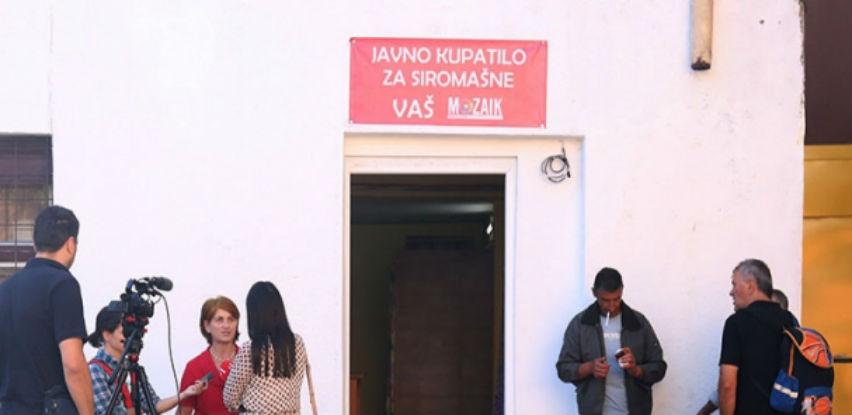 Banja Luka dobila prvo javno kupatilo